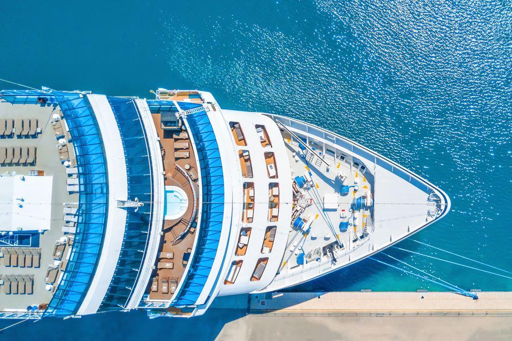 rivier cruiseschip voor evenementen