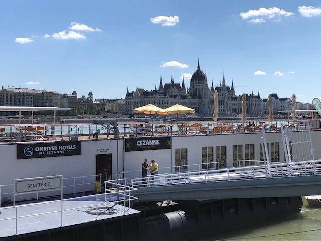 Cezanne cruise ship